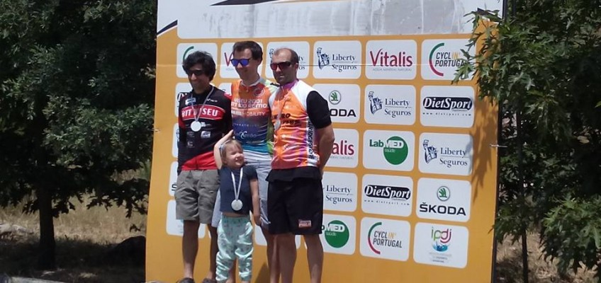 José Oliveira 2º classificado na prova de XCO – Mangualde